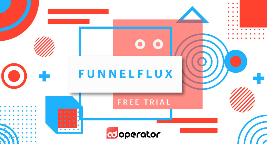 Free trial + 50% off from FunnelFlux!